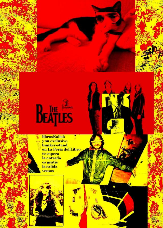 ¡Absalón, Absalón! – William Faulkner Pasolini Borges Beatles Fontanarrosa William Vollmann Juan Pablo Liefeld Gramci